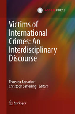 Bonacker, Thorsten - Victims of International Crimes: An Interdisciplinary Discourse, ebook