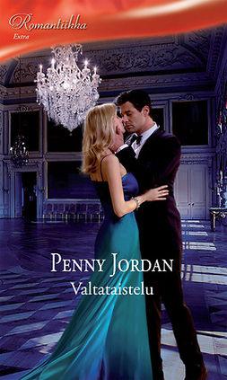 Jordan, Penny - Valtataistelu, e-kirja