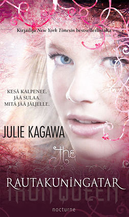 Kagawa, Julie - Rautakuningatar, e-kirja