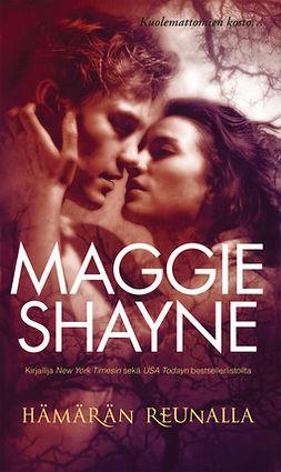 Shayne, Maggie - Hämärän reunalla, e-kirja