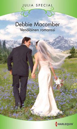 Macomber, Debbie - Venäläinen romanssi, e-kirja