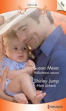 Jump, Shirley - Valloittava vauva / Neiti Järkevä, e-kirja