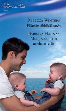 Hannay, Barbara - Elämän äkkikäännös / Molly Cooperin unelmatreffit, e-kirja