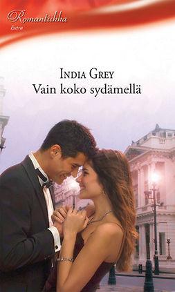 Grey, India - Vain koko sydämellä, e-kirja