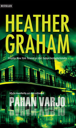 Graham, Heather - Pahan varjo, e-kirja