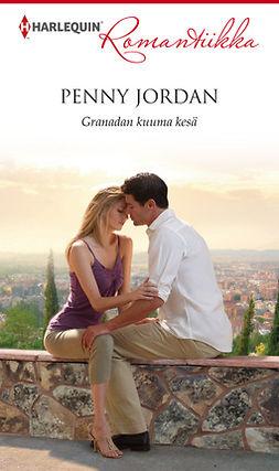 Jordan, Penny - Granadan kuuma kesä, e-kirja