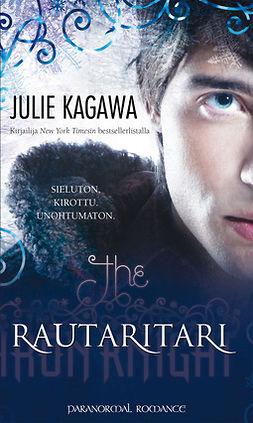 Kagawa, Julie - Rautaritari, e-kirja