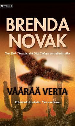 Novak, Brenda - Väärää verta, e-kirja