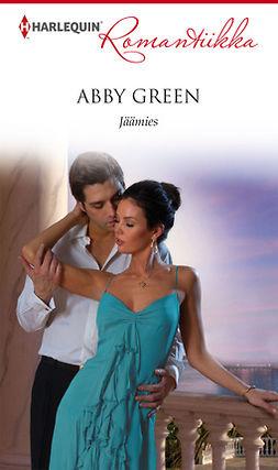 Green, Abby - Jäämies, e-kirja