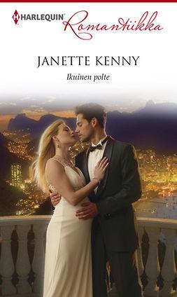 Kenny, Janette - Ikuinen polte, e-kirja