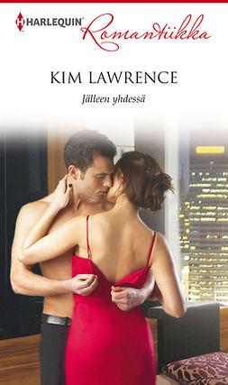 Lawrence, Kim - Jälleen yhdessä, e-kirja