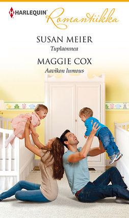 Cox, Maggie - Tuplaonnea / Aavikon lumous, e-kirja