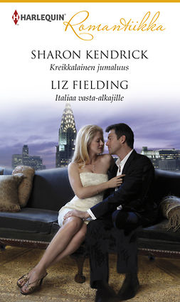 Fielding, Liz - Kreikkalainen jumaluus / Italiaa vasta-alkajille, e-kirja
