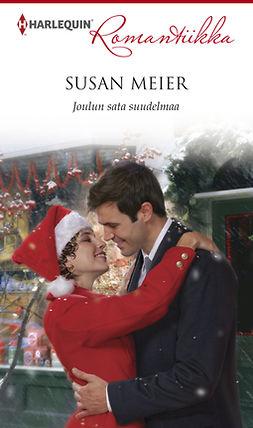 Meier, Susan - Joulun sata suudelmaa, e-kirja