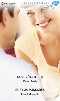 Hardy, Kate - Keskiyön juttu / Ruby ja pukumies, e-bok