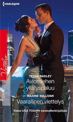 Radley, Tessa - Aviomiehen yllätyspaluu / Vaarallinen viettelys, ebook