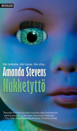 Stevens, Amanda - Nukketyttö, e-kirja