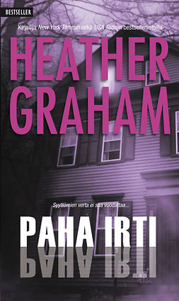 Graham, Heather - Paha irti, e-kirja