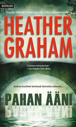 Graham, Heather - Pahan ääni, e-kirja
