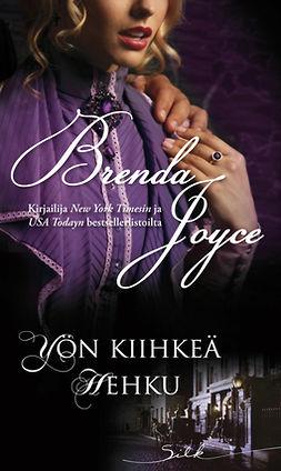 Joyce, Brenda - Yön kiihkeä hehku, e-kirja
