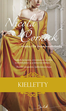 Cornick, Nicola - Kielletty, ebook