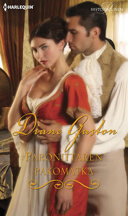 Gaston, Diane - Paronittaren pakomatka, e-kirja