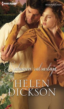 Dickson, Helen - Salainen ratsastaja, e-kirja