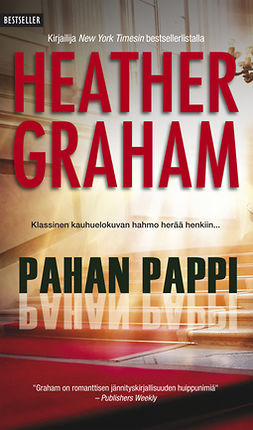 Graham, Heather - Pahan pappi, e-kirja