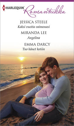 Darcy, Emma - Kaksi vuotta vaimonasi / Angelina / Tuo hänet kotiin, e-kirja