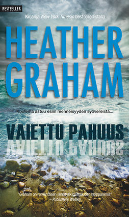 Graham, Heather - Vaiettu pahuus, e-kirja