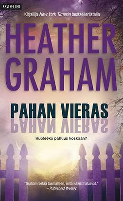 Graham, Heather - Pahan vieras, e-kirja