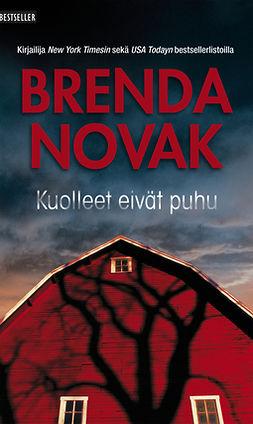 Novak, Brenda - Kuolleet eivät puhu, e-kirja