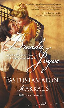 Joyce, Brenda - Vastustamaton rakkaus, e-kirja