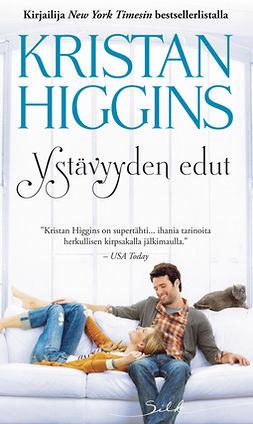 Higgins, Kristan - Ystävyyden edut, e-kirja
