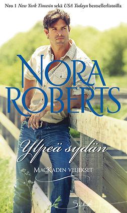 Roberts, Nora - Ylpeä sydän, e-kirja