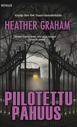 Graham, Heather - Piilotettu pahuus, e-kirja