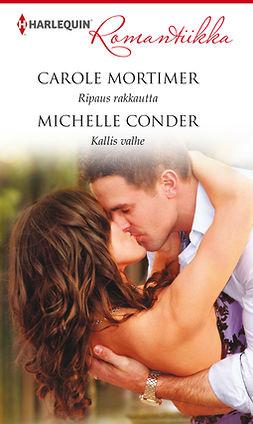 Conder, Michelle - Ripaus rakkautta / Kallis valhe, e-kirja