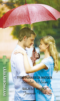 Neil, Joanna - Tyttö punaiselta matolta / Suljetut muistot, ebook