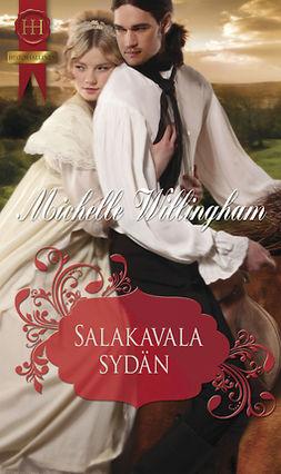 Willingham, Michelle - Salakavala sydän, ebook