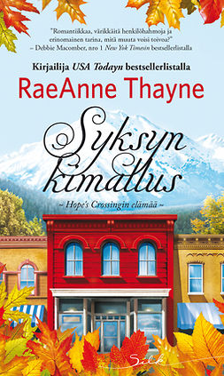 Thayne, RaeAnne - Syksyn kimallus, e-kirja