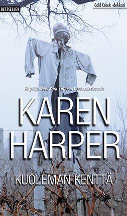 Harper, Karen - Kuoleman kenttä, e-kirja