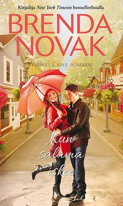 Novak, Brenda - Kun salama iskee, e-kirja