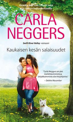 Neggers, Carla - Kaukaisen kesän salaisuudet, e-bok