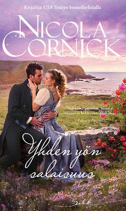 Cornick, Nicola - Yhden yön salaisuus, e-kirja