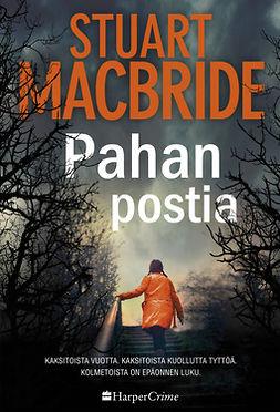MacBride, Stuart - Pahan postia, e-kirja