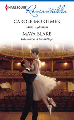 Blake, Maya - Tanssi sydämeni / Intohimoa ja timantteja, e-kirja