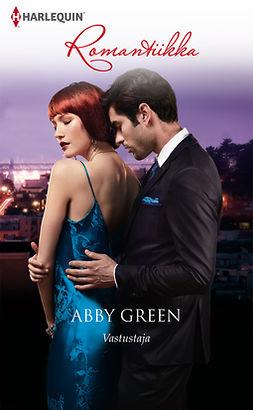 Green, Abby - Vastustaja, e-kirja