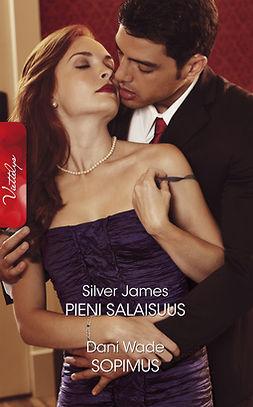 James, Silver - Pieni salaisuus/Sopimus, ebook