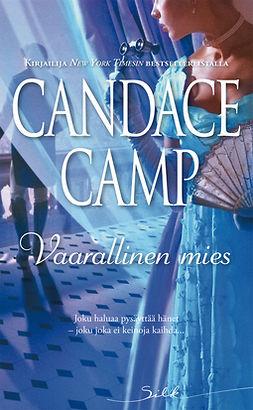 Camp, Candace - Vaarallinen mies, e-kirja