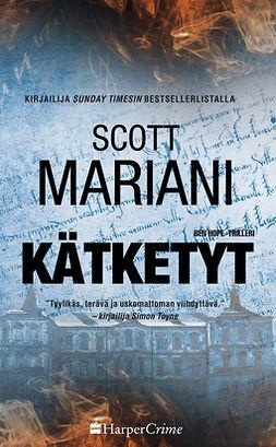 Mariani, Scott - Kätketyt, e-kirja